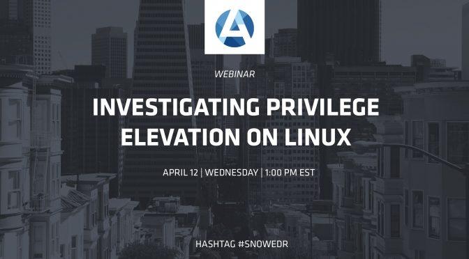 investigating_privilege_elevation_on_linux